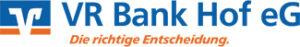 VR-Bank Hof_Logo